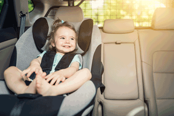 Child Car Seats – Are You Using Yours Correctly?