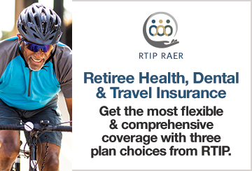 Health, dental and travel insurance for retired OECTA members