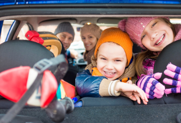 Follow this checklist to prepare for a safe winter road trip