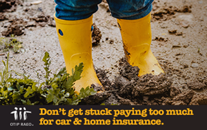 Don't get stuck paying too much for car and home insurance